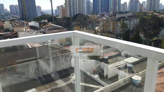 Apartamento Residencial À Venda, Vila Alpina, Santo André. - Ap4817