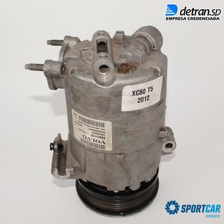 Compressor Ar Condicionado Volvo Xc60 T5 2011 2012 8623176