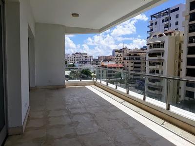 Elegante Y Moderno Apartamento En Piantini