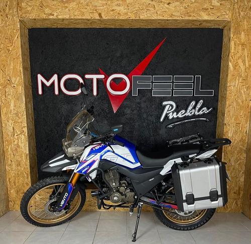 Imagen 1 de 8 de Motofeel Puebla - Vento Gt 250 - @motofeelpue