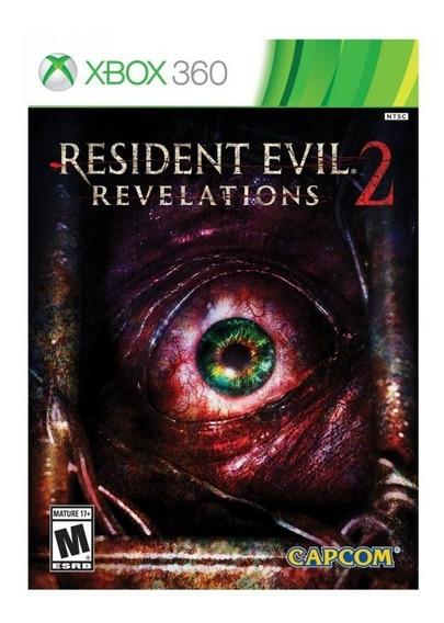 Resident Evil Revelations 2 - Xbox 360