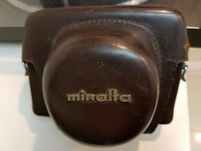 Câmera Rangefinder Minolta Hi-matic 7