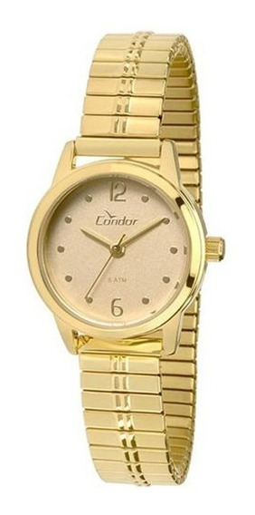 Relógio Condor Feminino Co2035knf/4x Lindo Com Garantia E Nf