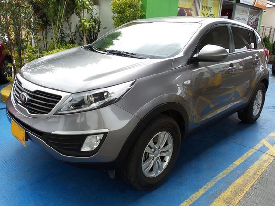 Kia New Sportage Revolution Ls