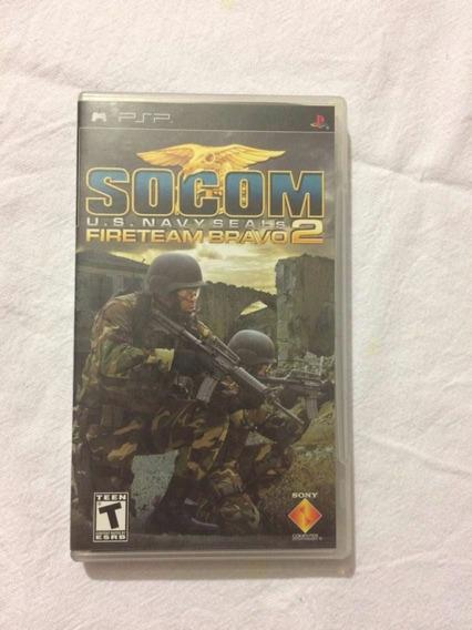 Socom Fireteam Bravo 2 Psp**