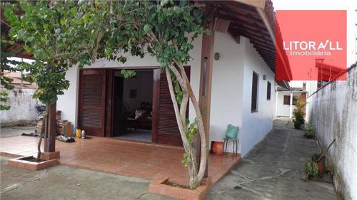 Imagem 1 de 30 de Casa Com 3 Dormitórios À Venda, 250 M² Por R$ 300.000,00 - Cibratel Ii - Itanhaém/sp - Ca0471