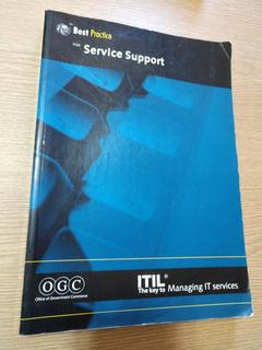 Libro Usado Itil For Service Support