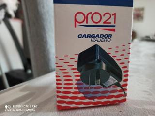 Cargador Viajero Pro21