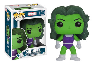 Funko Pop! Marvel #147 She-hulk Nortoys