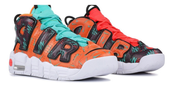 Nike Air More Uptempo (gs) What The 90s