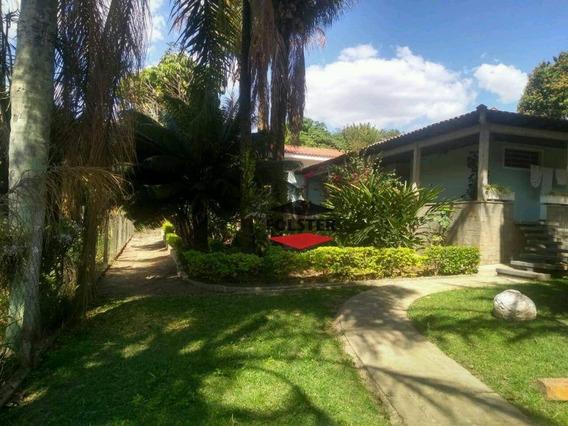 Chácara Com 3 Dormitórios À Venda, 1875 M² Por R$ 595.000,00 - Chácara Recreio Cruzeiro Do Sul - Santa Bárbara D