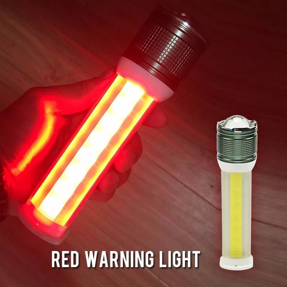 , 200 lm Linterna con cinta para cabeza, Negro, Rojo, IPX4, LED, 1 l/ámpara Zweibr/üder H6 s Linterna