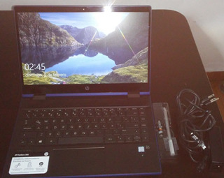 Hp Pavillion X360 Convertible 14-cd0004la