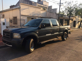 Ford F-100 3.9 Cab. Doble Xl Plus Mp3+4x4 2010