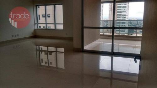 Imagem 1 de 30 de Apartamento Com 4 Dormitórios À Venda, 245 M² Por R$ 1.615.500 - Bosque Das Juritis - Ribeirão Preto/sp - Ap5347