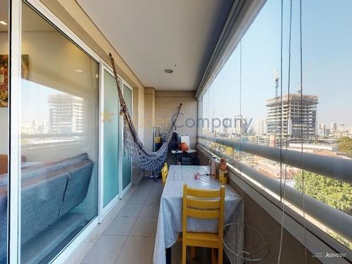 Barra Funda 2 Dormitorios/suite  67,00m² 1 Vaga - 650.000,00 Excelente Oportunidade - Ap01588