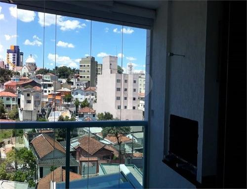 Apartamento De 2 Dormitórios 1 Suite Baeta Neves/ Sbc - 373-im555670