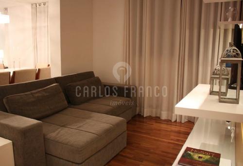 4 Dormitorios Sendo 3 Suites - Vila Mariana - Cf66041
