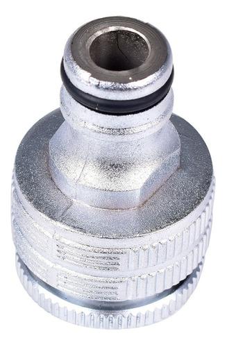 Conector Fêmea Rosca Interna 3/4 Em Alumínio Vonder