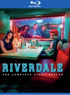 Riverdale: The Complete First Season Blu-ray Us Import