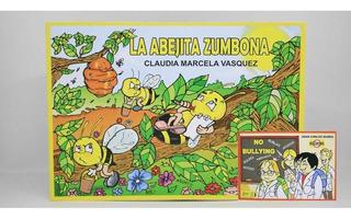 La Abejita Zumbona + No Bullying - Claudia Marcela Vasquez