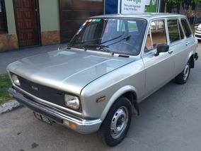 Fiat 128 Rural Motor 1300 Modelo 1980