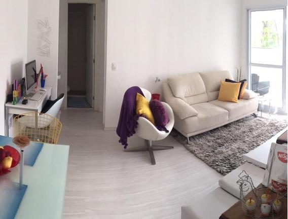 Apartamento Em Vila Andrade, São Paulo/sp De 60m² 1 Quartos À Venda Por R$ 375.000,00 - Ap311306