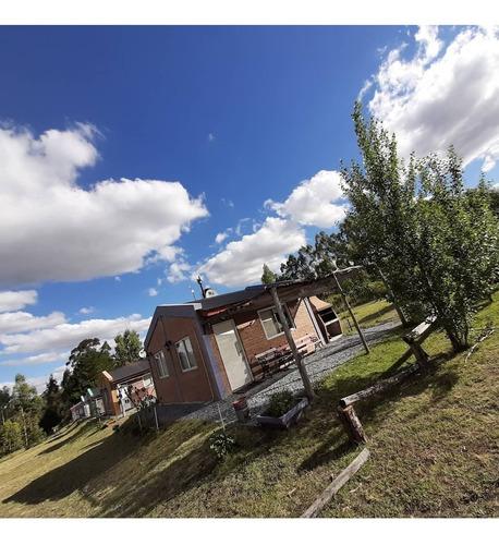 Imagen 1 de 14 de Dueño Vende Complejo De Cabañas + Casa Principal En Tandil