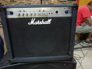 Amplificador Marshall Mg 30 Cfx