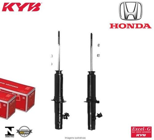 Imagem 1 de 1 de Amortecedor Dianteiro Kyb Honda Civic Crx Iii 1.6i Vti 92/98