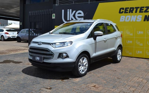 Ford Ecosport Titanium At 2013