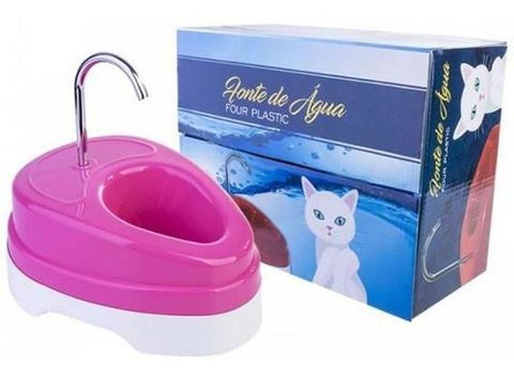 Fonte Bebedouro Automatico P/ Gatos E Cães - 4 Cores Disponi