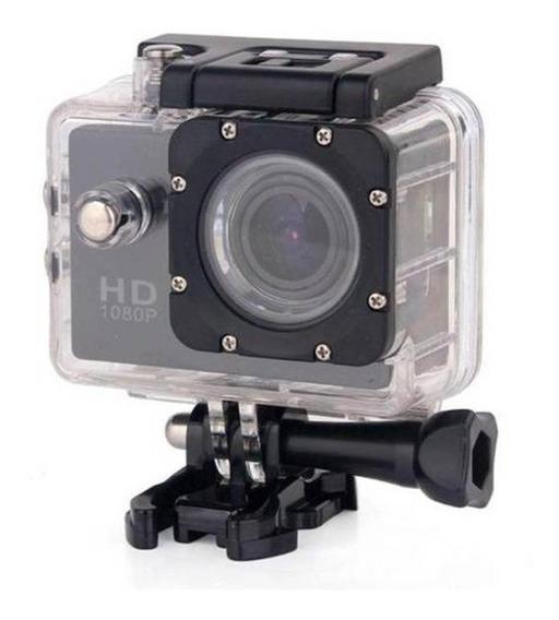 Câmera E Filmadora Esportes Full Hd 720p Tomate