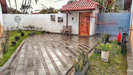 Casa À Venda No Bairro Martim De Sá Em Caraguatatuba/sp - 1629