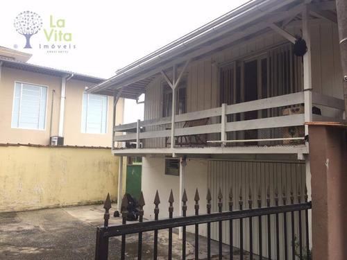 Casa Residencial À Venda, Itoupava Norte, Blumenau. - Ca0176