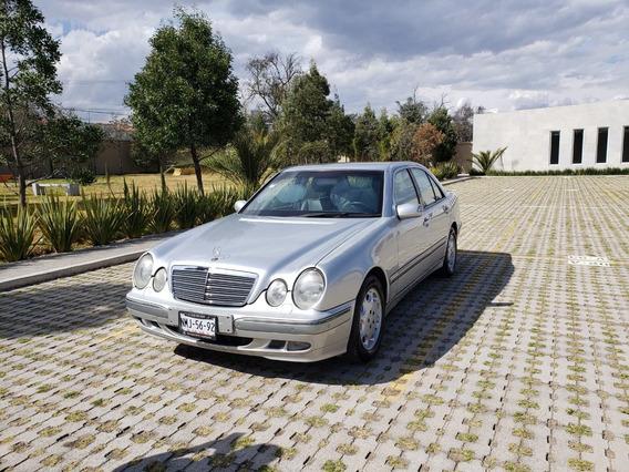 Mercedez Benz E-430 Elegance, Blindado Color Gris