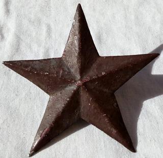 Antigua Insignia Estrella