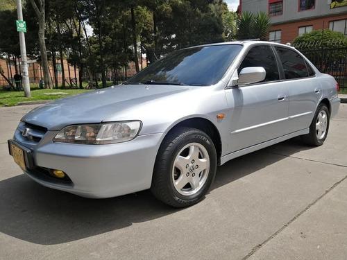 Vendo O Permuto Honda Accord Exr 98 3.0 V-tec