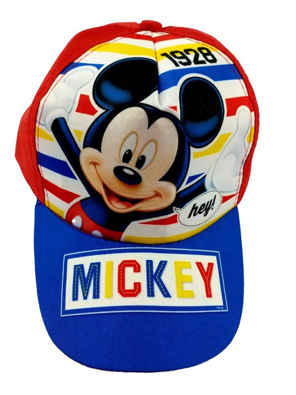 Gorra Hay Mickey Mouse 1928 Infantil Original