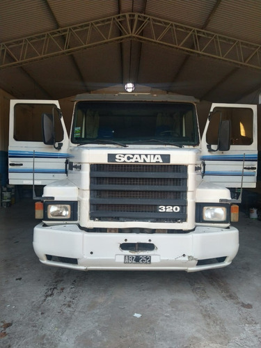 Scania 113h 320hp Volcadora Y Acoplado Bi-vuelco Petinari