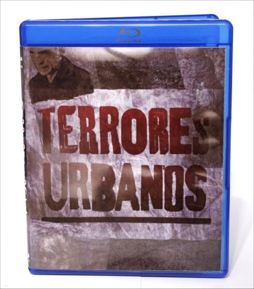 Blu-ray Série Nacional Terrores Urbanos - 1ª Temporada