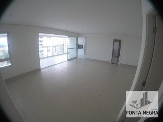 Apartamento À Venda, 202m² Unique Residencial- Morada Do Sol - Manaus/am - Ap0610