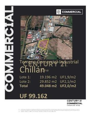Excelente Terreno Comercial - Industrial, Acceso Norte De...