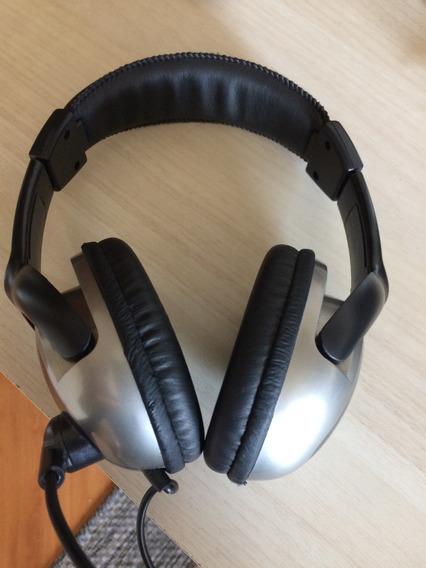Fone De Ouvido Headphone Com Microfone