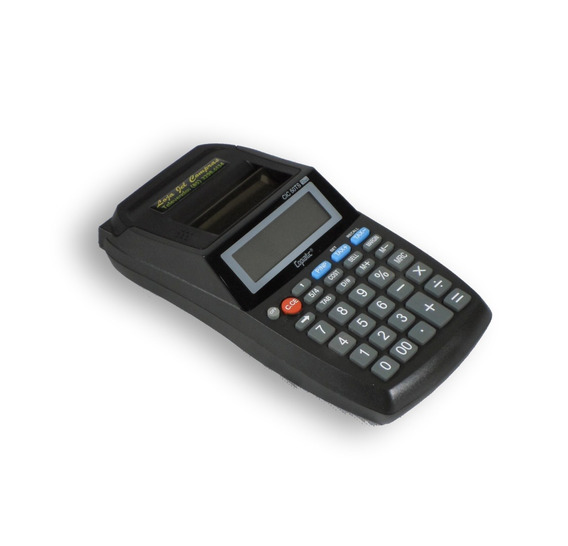 Calculadora Eletrônica Com Impressora Copiatic 50 Ts