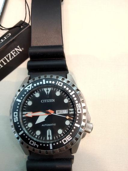 Relógio Citizen Automático Tz31123t