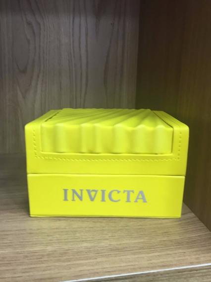 Invicta Maleta Original Amarelagrande