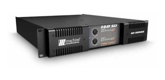 Amplificador Machine Sd 10.0
