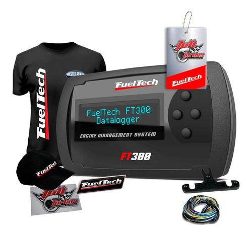 Fueltech Ft300 3 Metros +ultra Brindes+ 12x S/juros