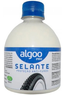 Selante Algoo 300 Ml Liquido Anti Furo P/ Pneu Tubeless Bike